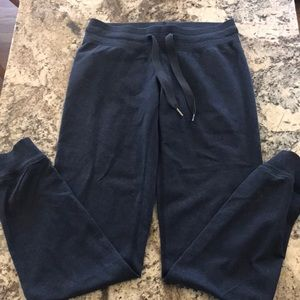 Lululemon full-length joggers, size 6